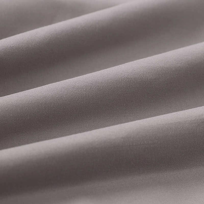 بلون واقي المرتبة مع مرونة أبيض/أسود غطاء مرتبة سادة الطفل شرشف حماية 56