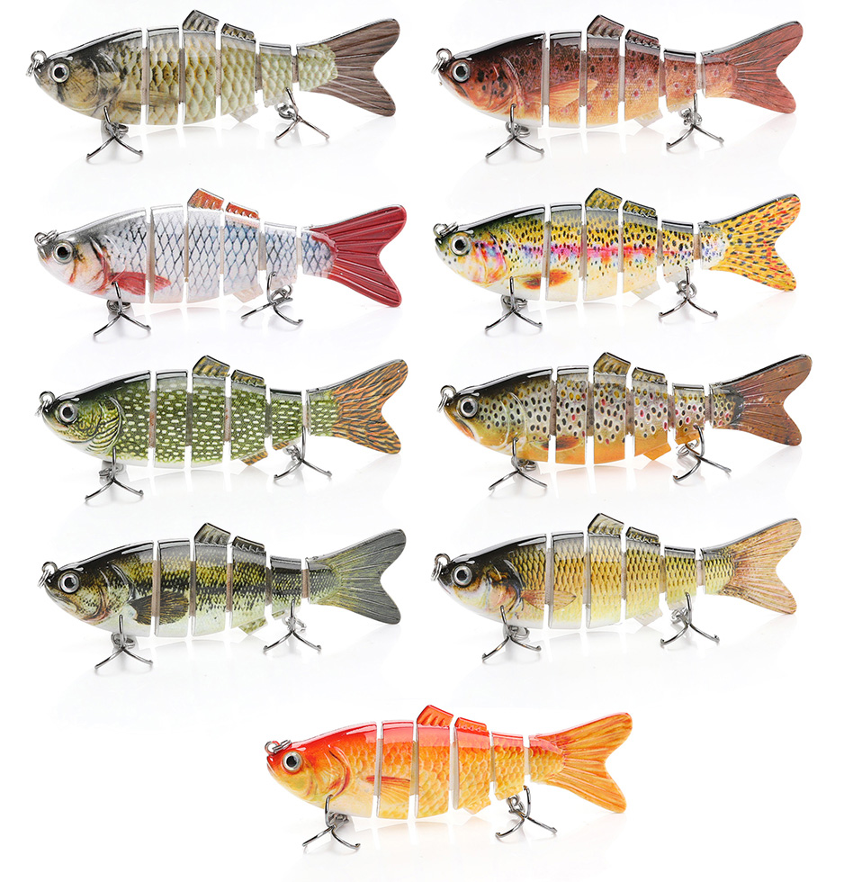 Isca Artificial Duro Bass Fishing