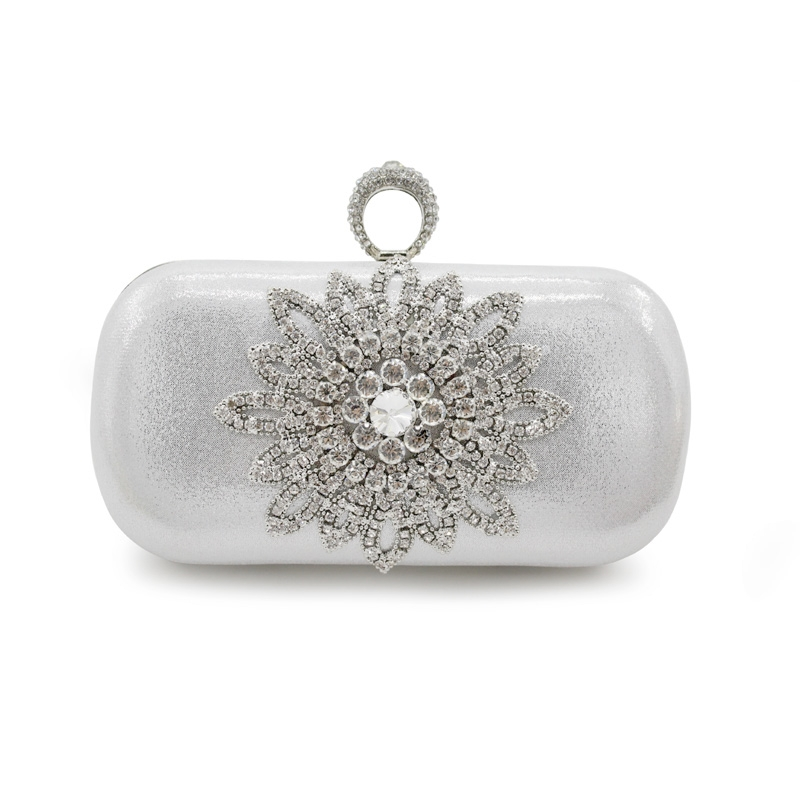 2018 Wedding Special Occasion Day Clutches Evening Handbags Clutches Bridal Purse With Chain