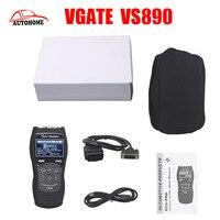 2016 VS890 OBD2 Code Reader Universal VGATE VS890 OBD2 Scanner Multi Language Car Diagnostic Tool Vgate