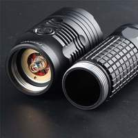 Convoy M3 XHP70.2 4300LM High Lumen Flashlight Built in Temperature Protection Portable Powerful Flashlight Mini Torch LED Torch