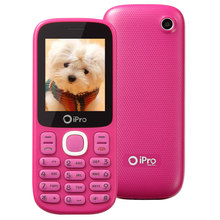 OIPRO I3200 2.0 pouce Débloqué Mobile Téléphone Celular MTK6260M Anglais/Espagnol/Portugais GSM Double SIM Téléphones Cellulaires pour Les Personnes âgées