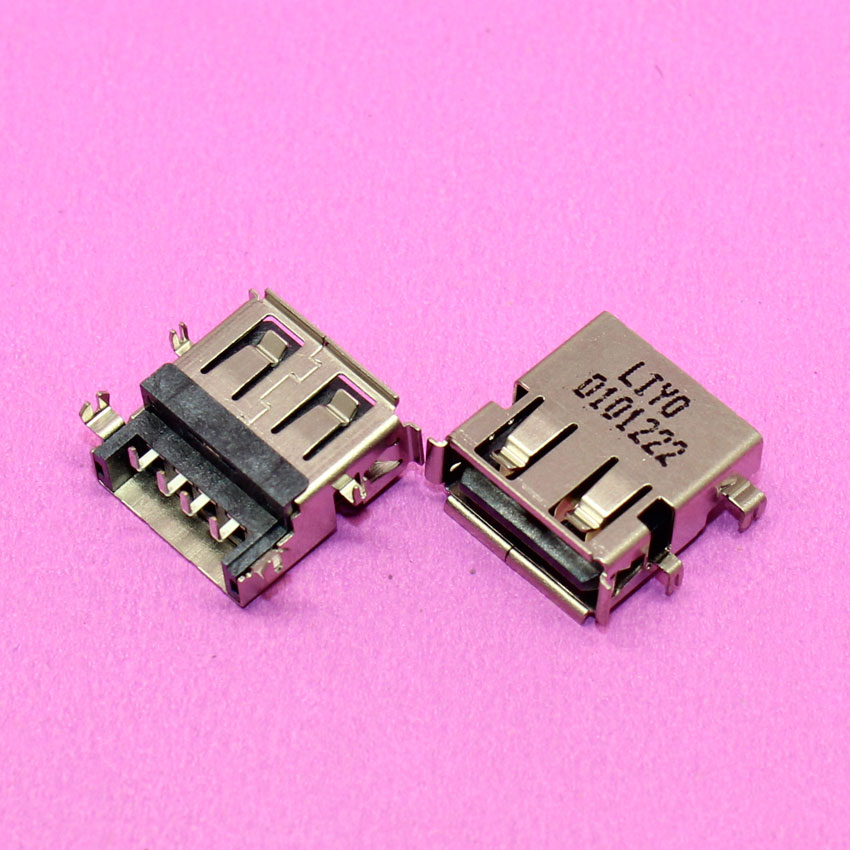 USB 2.0 jack For Lenovo G450 G455 G460 Z460 Z465 Z560 Z565 G530 A G L M G560 G565 N500 G460AX G460LX G460EX usb port connector new original cooling fan for lenovo g460 g460a z460 z460a g465 z465 z560 z560a z565 laptop cooler radiator cooling free shipping