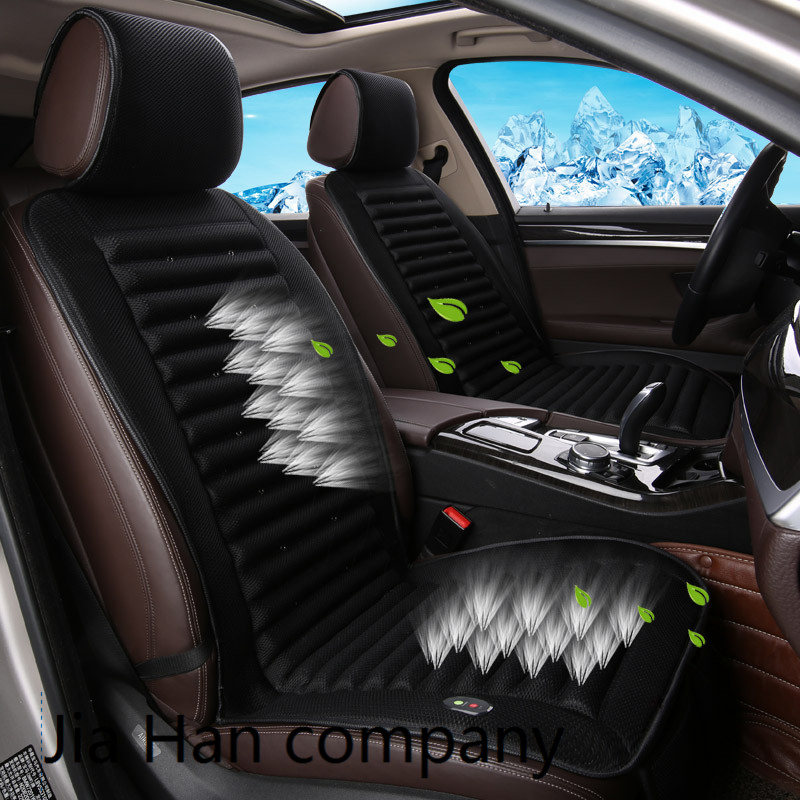 1 PC mesh Universel respiration et de refroidissement de voiture housse de siège en été nature vent coussin de siège de voiture pour la plupart des voitures, camion, SUV, VAN
