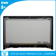 LCD Module For G500 1366x768 eDP N156BGE EA1 Rev C2 Laptop Touch Screen Assembly Digitizer 15011041