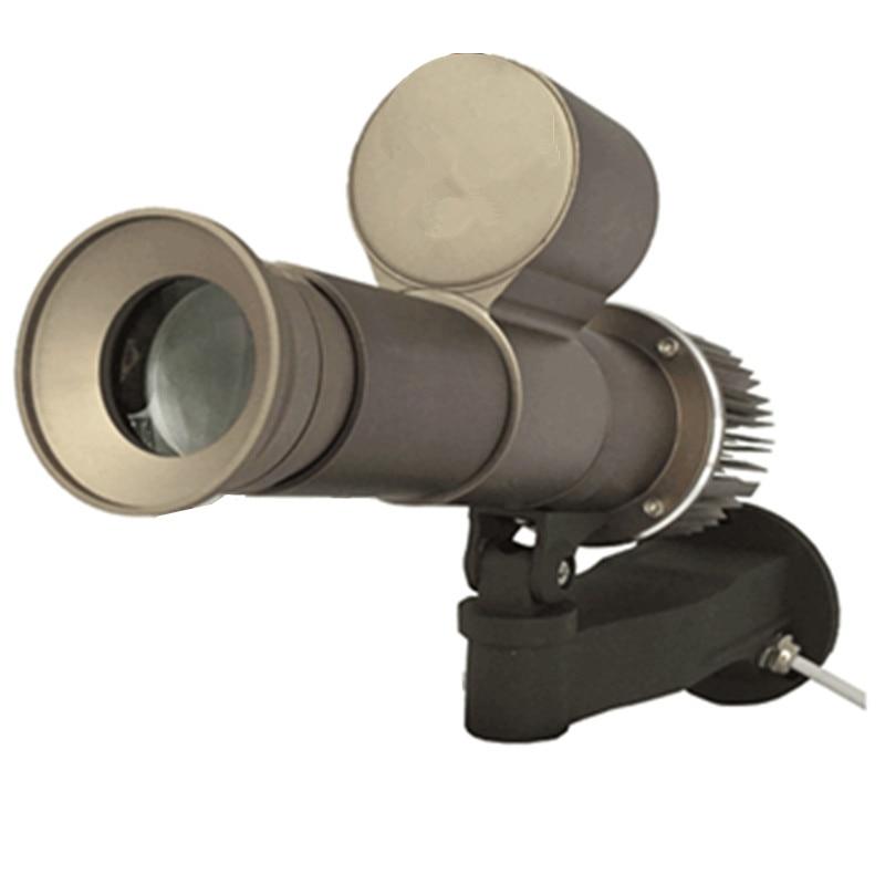 LOGO lampe de projection 10 W 20 W 35 W LED publicité modèle projection intérieur/extérieur affichage étanche Gobo personnaliser lampe pilote