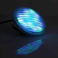 Stock In Germany China Factory Direct Supply 54W RGB Stainless Steel LED Swimming Ponl Par56 Lights