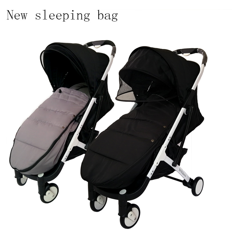 Baby Stroller Sleeping Bag Footmuff Prevent Wind Cold And Keep Warm Foot Cover Stroller Accessories For Yoyaplus Stroller