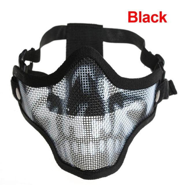 halve gezichtsmasker