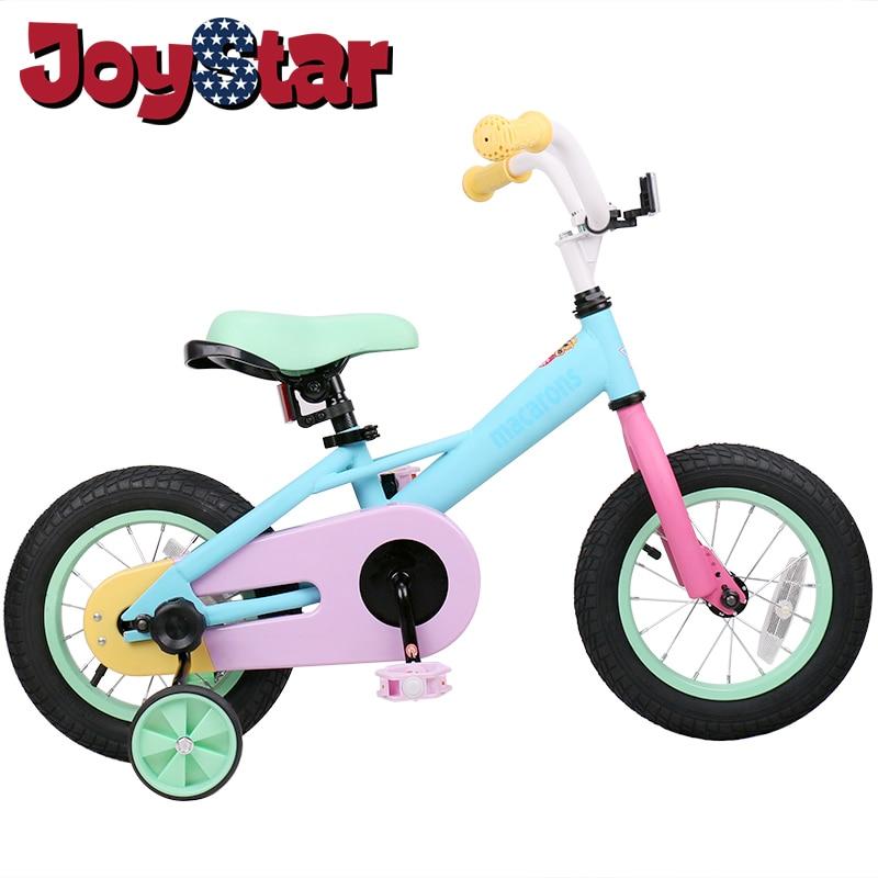 12/14/16/18 Inch Kids Children Bike Princess Kids Bicycles Girls Boys Bike Foot Break BSCI Verified Factory Free Shipping To US