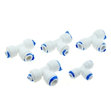 T Type Reverse Osmosis Aquarium Quick Fitting 1/4