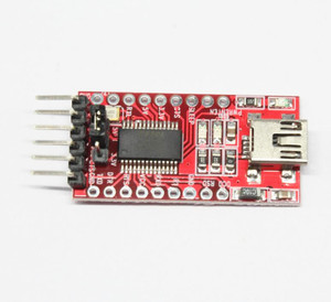 Image 3 - 100 pièces FT232RL FTDI USB 3.3 V 5.5 V à TTL Module adaptateur série pour Mini Port Arduino FT232