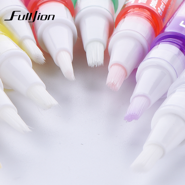 Fulljion Skin Defender Everything For Manicure Cuticle Oil Revitalizer Oil Pen Nail Art Treatment Nutritious Polish Nail Care