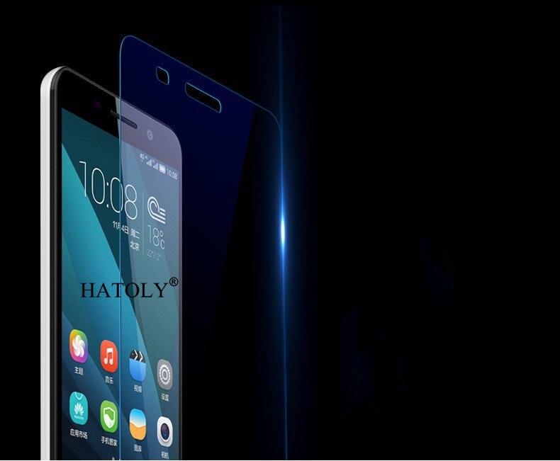 Galleria fotografica 2PCS Screen Protector Xiaomi Mi4i Glass Mi 4i Tempered Glass For Xiaomi Mi4i Glass Xiaomi Mi 4c Ultrathin Phone Film HATOLY