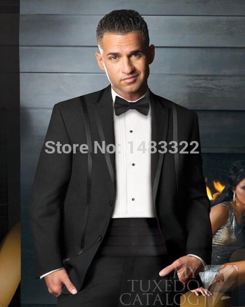 Aliexpress.com : Buy Custom Men Suit Mens Complete Designer Tuxedo ...