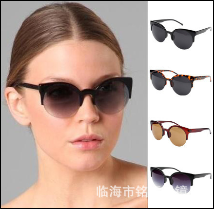 ce2037704f Best Selling New Fashion Sunglasses Sexy Retro Style Round Circle Cat Eye  Sunglasses Retail Wholesale on Aliexpress.com