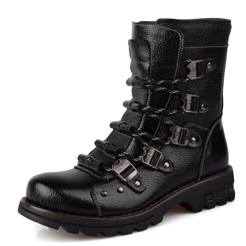 Popular Men Rock Boots Buy Cheap Men Rock Boots Lots From