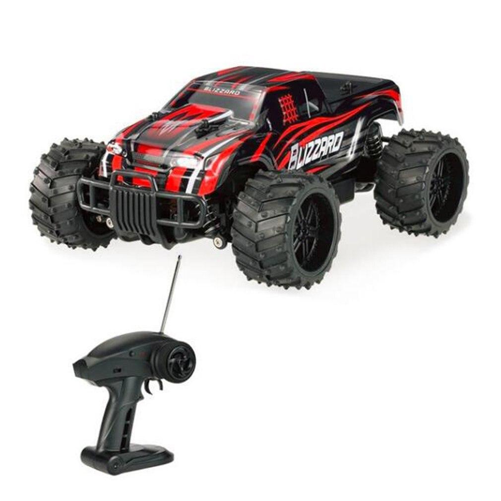 Simulation originale tout-terrain monstre Mini RC voiture télécommandée voitures SUV S727 27 MHz 1:16 20 km/h garçons course voiture modèle jouets passe-temps