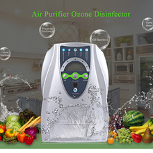 Ozone Generator Ionizer Washing-Machine Air-Purifiers-Oil Vegetable-Meat Water 12V Purify