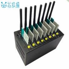 8 портов gsm модем бассейн usb gsm модем Wavecom Q2406 ussd stk пополнения мобильных телефонов бесплатный тест программного обеспечения sms