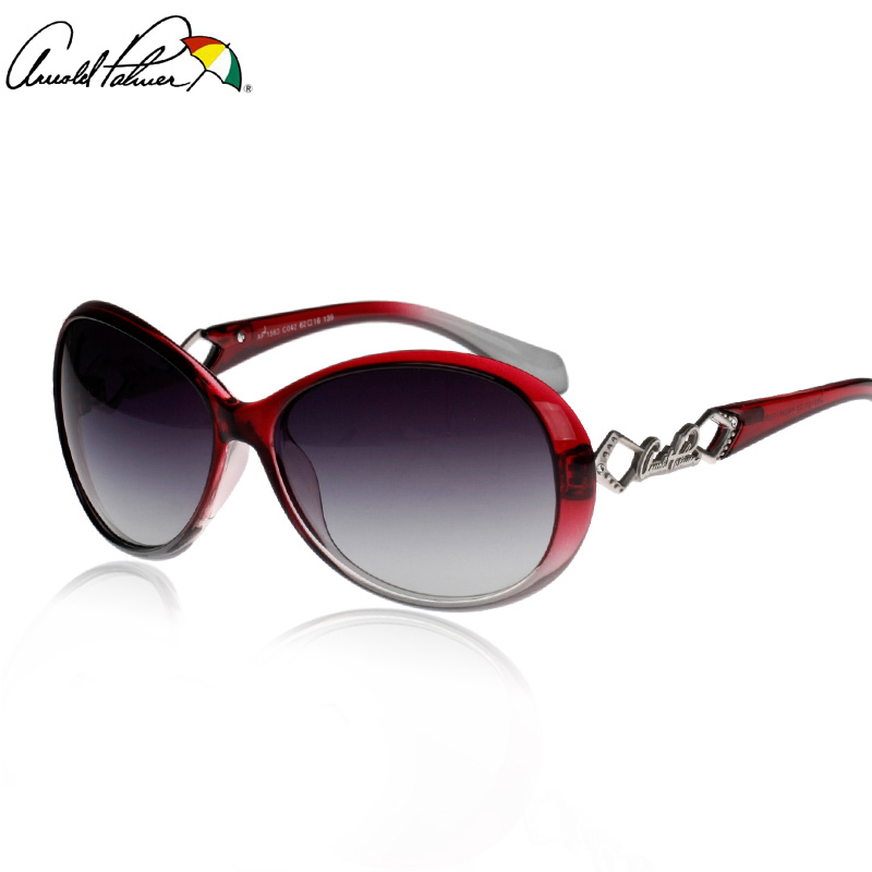 Umbrella flowers women's fashion polarized sunglasses female the driver mirror 1563 ar