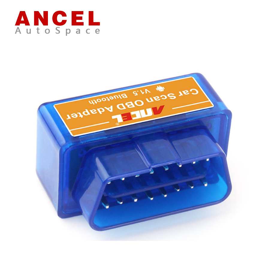 Super Mini Bluetooth OBD OBD2 ELM327 V 1.5 Diagnostic-Tool Auto ODB 2 Scanner Car Code Reader Scan ELM 327 V1.5 Universal Diesel ft232rl chip real elm327 v1 5 plastic obdii eobd canbus scanner automotive obd2 scan tool elm 327 v 1 5 usb diagnostic tool