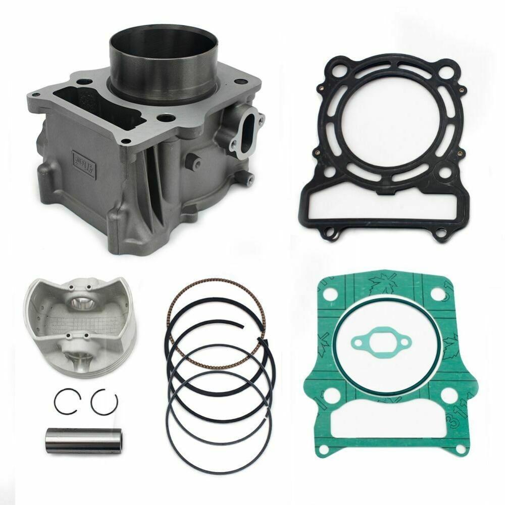 BIKINGBOY pour 500cc ATV UTV HISUN MASSIMO BENNCHE COLEMAN SuperMach cylindre + joint de culasse + Kit de Piston réparation 12100-F18-0000