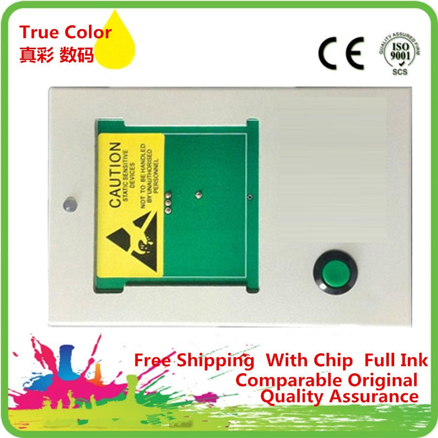 PF-03 PF03 PF 03 Printhead Resetter For Canon iPF500 iPF510 iPF600 iPF605 iPF610 iPF700 iPF710 iPF720 iPF810 Print head Resetter waste ink box maintenance tank chip resetter for canon ipf500 510 600 610 700 710 720 810 815 820 825 large format plotters