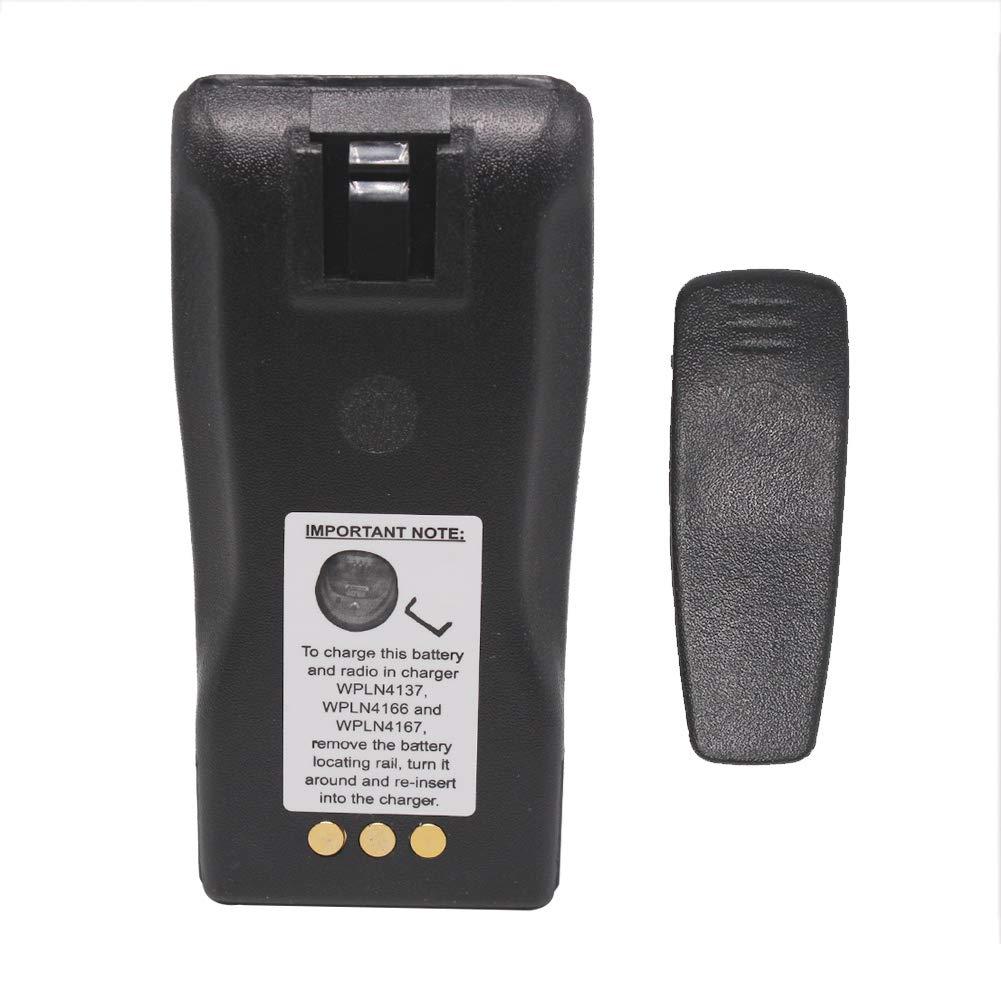PMNN4254 PMNN4258 NNTN4851A 2000mAh Ni-MH Battery For Motorola Radio DP1400 PR400 CP200 EP450S DEP450 CP040 CP140 CP150 CP160