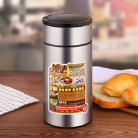 SUS 304 Stew Pot Vacuum Pot 1000ml Hot Selling Breakfast Box Lunch Box Thermos For Food