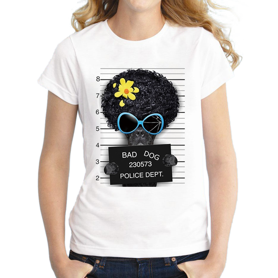 HTB1cHVINFXXXXbCXXXXq6xXFXXXa - Pug Shirt - bad dog !