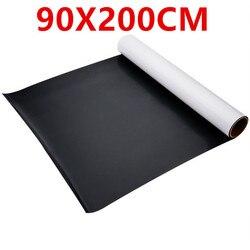 Pizarra blanca magnética de 90X200 cm, pegatina de hierro suave para pared, Mensaje de oficina, borrable pizarra blanca, papel, pizarra para pintar