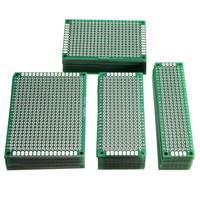 Wholesale 40Pcs FR 4 Double Side Prototype PCB Printed Circuit Board