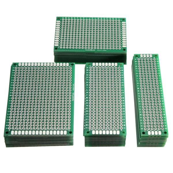 Wholesale 40Pcs FR-4 Double Side Prototype PCB Printed Circuit Board
