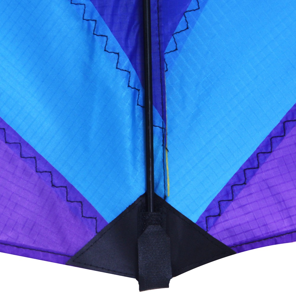 Single-Line-Delta-Kite-for-Children-Adults-Triangle-Shape-Beach-Kite-Flying-With-Kite-Accessories-100M-Line-Handle-5