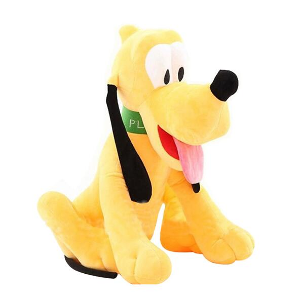 1pcs 30cm Stuffed Dolls Sitting Plush Pluto Dog Animal Dogs Plush Toys For Children Christmas Gifts