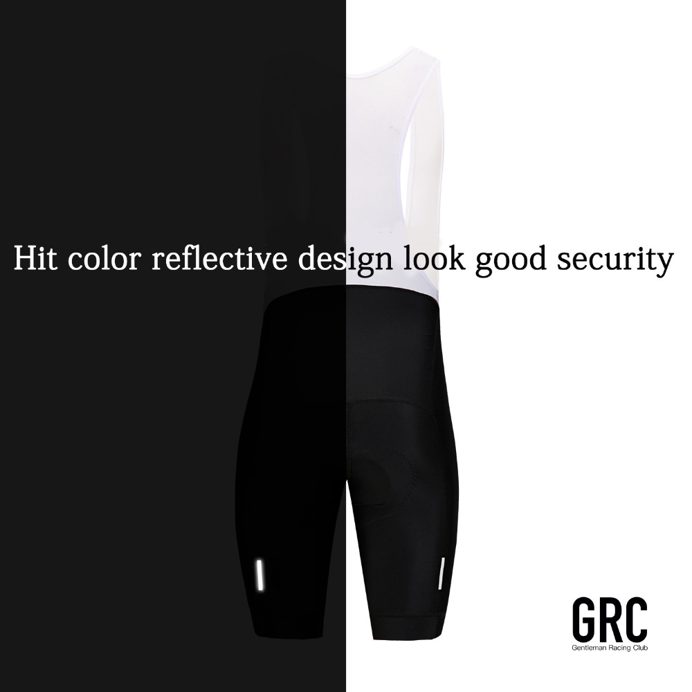 GRC Cycling Jersey Bib Shorts Cycling Men Breathable MTB Mountain Pro  Padded Road Bicycle Bike Tights Culotte Ciclismo GX005-in Cycling Bib Shorts  from ... 34f9acfa6