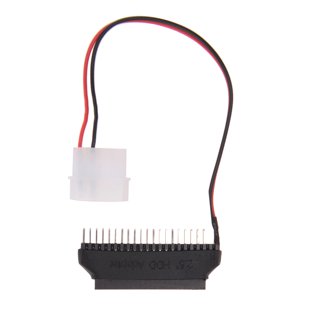 IDE 3.5 to 2.5 Laptop Hard Disk Drive Adapter Convertor Card Power Cable compactflash cf card to ide hard disk adapter card ide 40