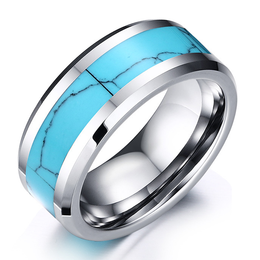 Tungsten Wedding Ring Jeweler