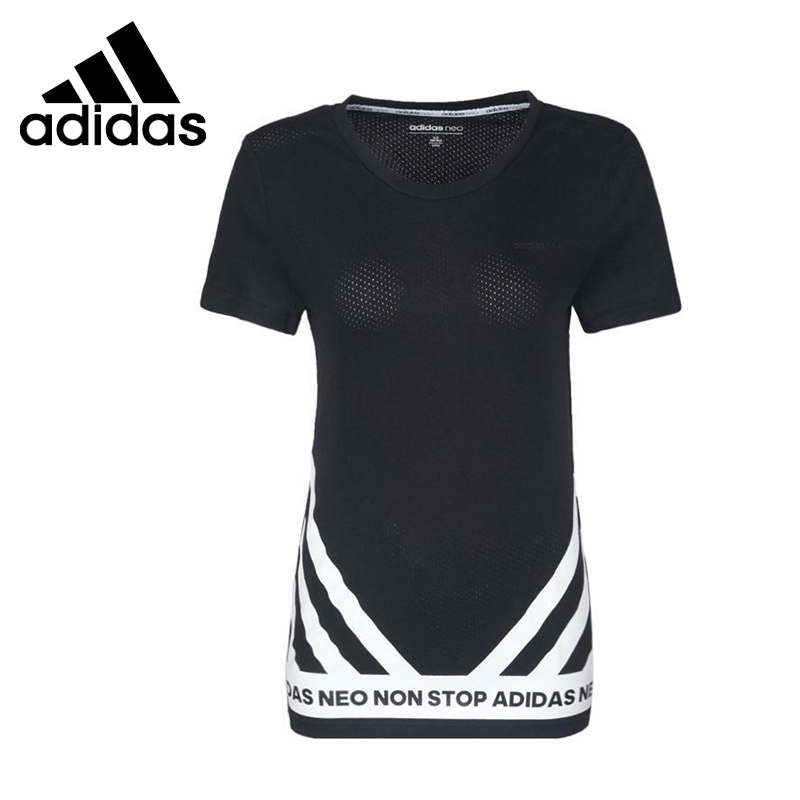 Original New Arrival 2017 Adidas NEO Label Women's T-shirts short sleeve Sportswear original new arrival 2017 adidas neo label graphic men s t shirts short sleeve sportswear