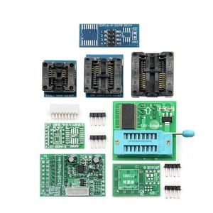 Image 5 - Original RT809F programmer +12 Adapters+sop8 IC clip+CD+1.8V / SOP8 Adapter VGA LCD ISP programmer adapter universal programmer
