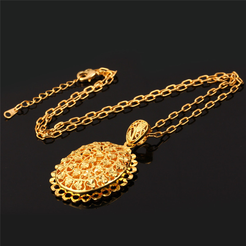 Kpop pendants necklace men women chain fashion gold color kpop pendants necklace men women chain fashion gold color vintage jewelry trendy new hollow pendant p141 in chain necklaces from jewelry accessories on mozeypictures Image collections