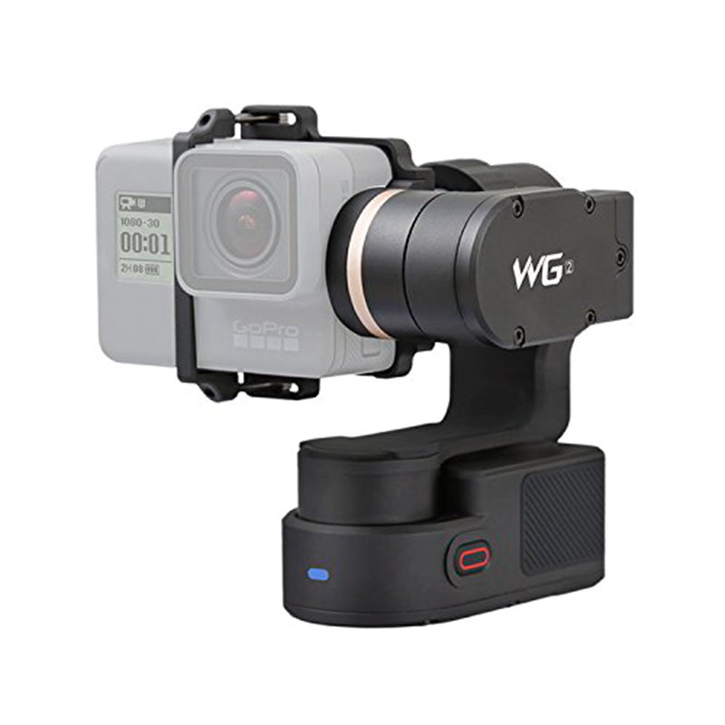 FeiyuTech WG2 3-Axis Wearable Gimbal for Action Camera IP67 Waterproof Autorotation Two Axis Unlimited Rotating d li92 dli92 li92 camera battery for pentax optio x70 rx18 rz18 rz10 cx3 cx5 cx6 wg 1 wg 2 wg 3 wg 10 i 10 wg1 wg2 wg3 wg10 i10