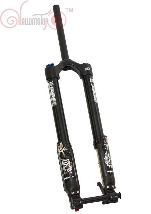 Бесплатная доставка conhismotor Ebike спереди Вилы DNM usd-6 Mountain Bike e Air Подвеск ...
