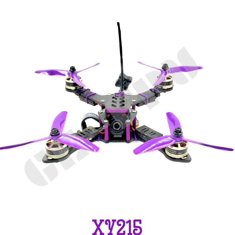 DIY GE-FPV XY215 RC kvadrokopter 215mm Frame 3K carbon fiber RC Drone frame for 210mm frame tator rc 3k carbon fiber plate 3 5mm tl2900