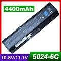 4400 mah batería para toshiba dynabook qosmio t752 t852 b352 t572 t652 T752 T552 para C50 C800 C800D C805 Satélite C850 C855 C855D
