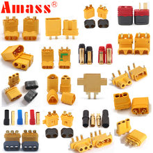 10 x Amass XT60 + XT30U XT60U XT90 XT90-S MR60 MR30 XT60PW XT90PW XT30PW AS150 XT150 XT60-P MR30PB MT30 MT60 stecker (5 Paar)(China)
