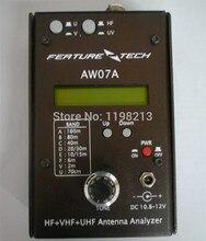 AW07A HF VHF UHF 160M Impedance SWR Antenna Analyzer for HAM Radio Hobbists DIY Walkie Talkie Two Way Radios