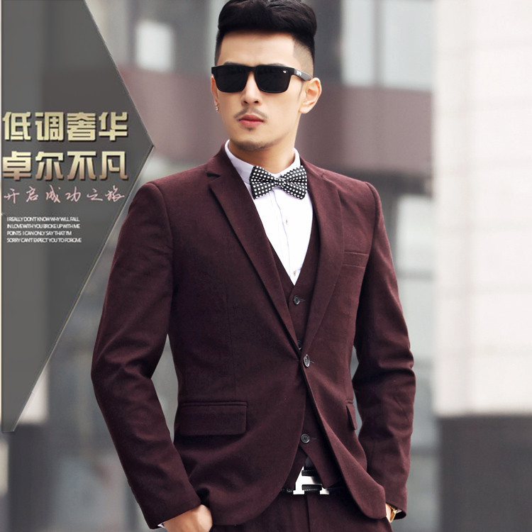 Suit For Mens Wedding Ocodea