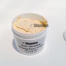 200g Ginseng White Pearl Day Cream Cheese Pearl Cream Whitening Freckle Primer Skin Care Products Free Shipping